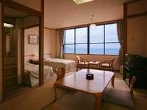 一般客室和洋室タイプ一例
