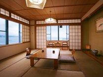 一般客室和室一例
