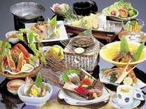 【女性半額】2つの料理コースでゴージャス&ヘルシー♪☆ちょっぴり贅沢カップルプラン☆お食事処えん