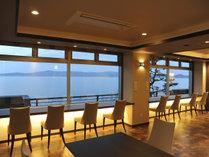 2016年4月、食事処「海」オープン!露天風呂付和洋室専用食事処にて創作会席をお楽しみください♪