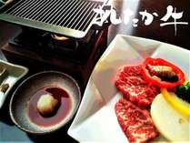 静岡産ブランド牛「あしたか牛」をサーロインステーキで♪