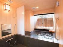 2つの貸切風呂がオープン!!