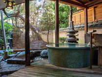 【漆宝閣】露天風呂付客室( 和室12.5畳+5畳+応接) 「木曽」