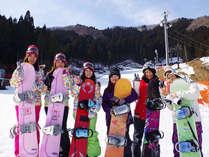 【スノボ】友達と冬の思い出に♪スノーボードで友情を深めよう!