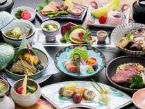 【食の富山】高級食材のお料理で季節を堪能!「逸品コース」