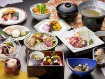 2018年春の「逸品コース」ご夕食
