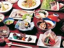 瀬戸の味覚たっぷりの小豆島産お醤油御膳でのんびりと・・・(イメージ写真)