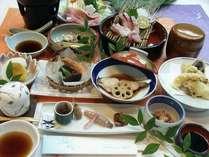 新鮮な瀬戸の味覚 小豆島産お醤油御膳 ごゆっくりご賞味下さいませ(イメージ写真)