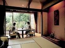 【露天風呂付き客室】『紅の部屋』今日はふたりでこっそりお籠もり