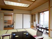 【茶室付特別室】『玄洋』客室一例