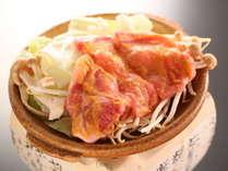 ☆秩父名物☆自家製豚味噌漬陶板焼