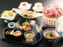 【夕食】会席料理一例