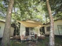【CABIN】私達が提案するのは、キャビンCAMP。テント代わりにキャビンに泊まろう!
