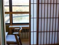 【LODGE】和室8畳レイクビュー 広縁 蓼科湖を望みながら、ゆっくりとした時間をお過ごしください