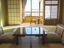 【LODGE】和室12畳マウンテンビュー ゆったり広めのお部屋