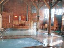 【温泉】効能豊かな後生掛温泉は、「馬で来て足駄で帰る」温泉と言われています。