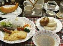 クライスデールの朝食