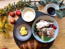 <朝食付>LINGOの朝!朝食付スタンダードプラン~体が喜ぶ旬な食材を生かした健康朝食を!
