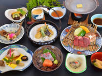 【量控えめ】夕食は量少な目の会席と美人の湯をお手頃価格で◆武雄温泉満喫旅行