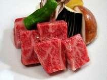【指定】【グレードアップ和膳】一度は味わいたい特選素材!お肉大好き★仙台牛肉の陶板焼き★コース