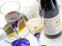 ワインの王様ブルゴーニュをお楽しみ下さい。会席料理との相性もピッタリです。(一例)