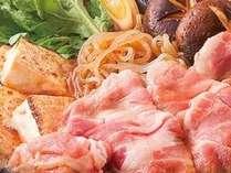 豚肉すきやきイメージ