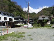堂ヶ島浮島ホピア 施設外観