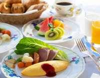 フローラ朝食イメージ