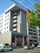 【外観】NTT札幌病院より1本北側にハミルトンはございます(札幌市中央区南1西15)