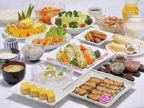 【朝食】和洋バイキング☆AM7:00~AM9:30