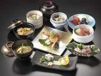日本料理「大志満」の特製ディナー
