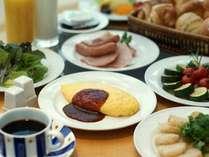 カフェトスカ朝食イメージ