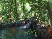6/4・6/5日【菖蒲湯祭り】期間中は無病息災を願って浴槽に菖蒲が投入されます。