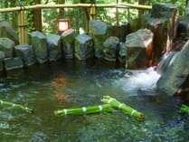 山代温泉のお祭り「菖蒲湯祭り」6/4(日)6/5(月)期間中には、菖蒲湯にお入りいただけます