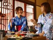 【はづちを楽堂・茶店】ホッと一息!加賀野菜カレー、おしるこ美味しいよ~