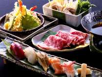 【すきやき・天麩羅・寿司】ごっつお膳で日本食の魅力再発見!