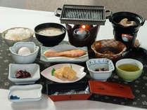*[朝食一例]栄養バランスの良い朝ご飯で1日の活力を