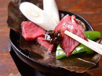 ◆部屋食でのんびり◆朴葉みそステーキ付スタンダード