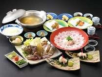 11月~3月が旬!超高級魚「アラ」料理を堪能!秋冬グルメ・アラ会席プラン♪