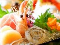 ★御造りは新鮮な素材を使用しております。相模湾で獲れた旬の魚もご堪能いただけます。【一例】