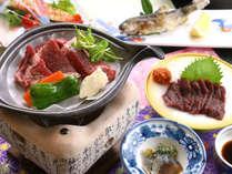 福島牛と会津の郷土食