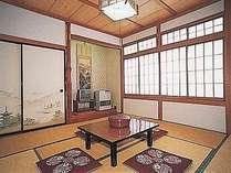 和室8畳 ご家族でお友達とご利用ください 畳の上で足を伸ばして・・・
