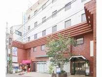 ・ホテル外観:小田原駅近く。交通至便です