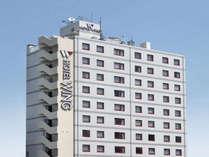 ホテル外観(JR下関駅西口から)