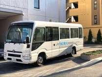 シャトルバス※関空送りの詳細はTOPページ送迎欄を参照ください