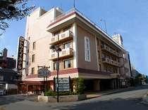 トウエイホテル本館
