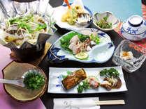 旬の一番美味しい魚をご提供するで!!〈スタンダードプラン〉