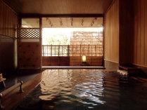 露天風貸切風呂「心泉の湯」(有料:予約制)