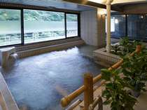 温泉クアハウスの気泡浴と寝湯※おススメ⇒(ぬるめの湯に半身浴で20~30分よーく温まります!)