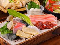 うるおい御膳でお召し上がりいただくベジョータブーロ。牛肉よりべジョータのファンという方も!